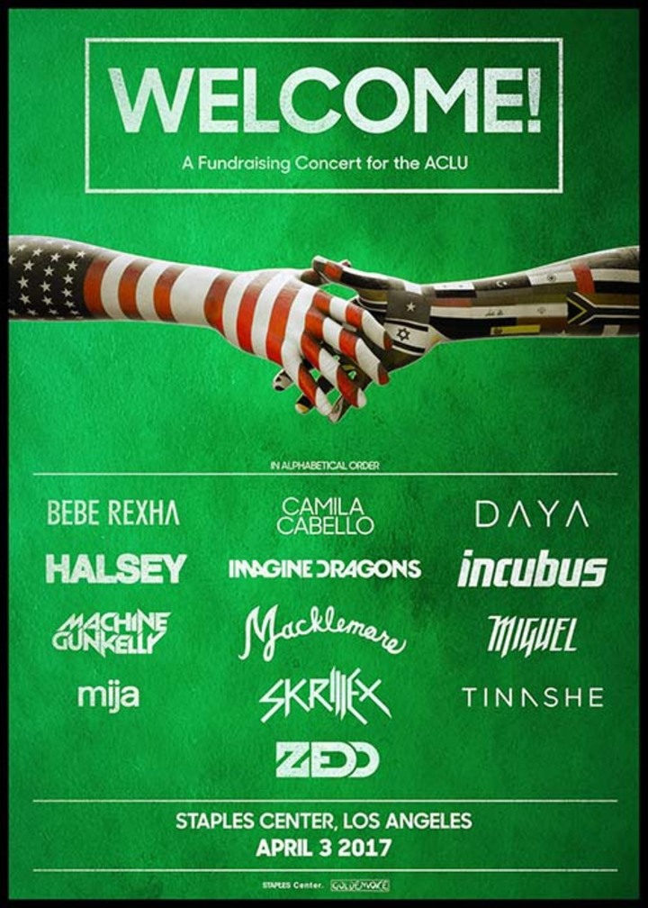Zedd @ Staples Center - Los Angeles, CA