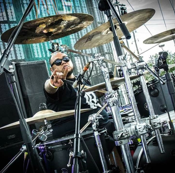 Alan Delgado Drummer Tour Dates