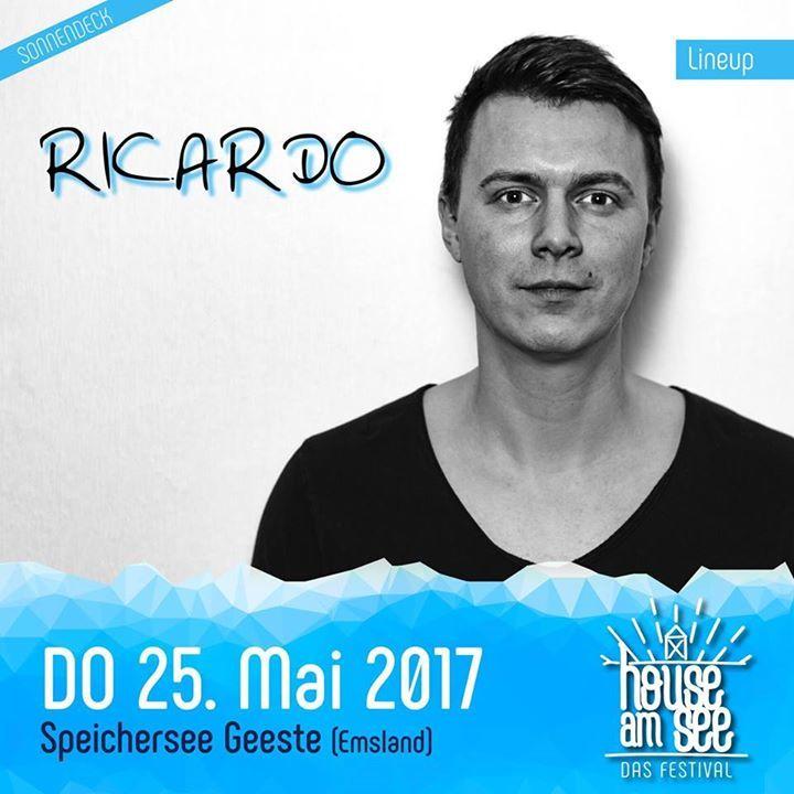 Ricardo - Artist Page Tour Dates