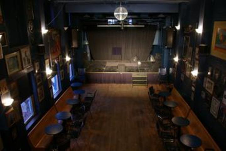 Jesse Slack @ The Gordon Best Theatre - Peterborough, Canada