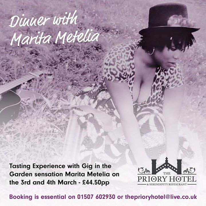 Marita metelia Tour Dates