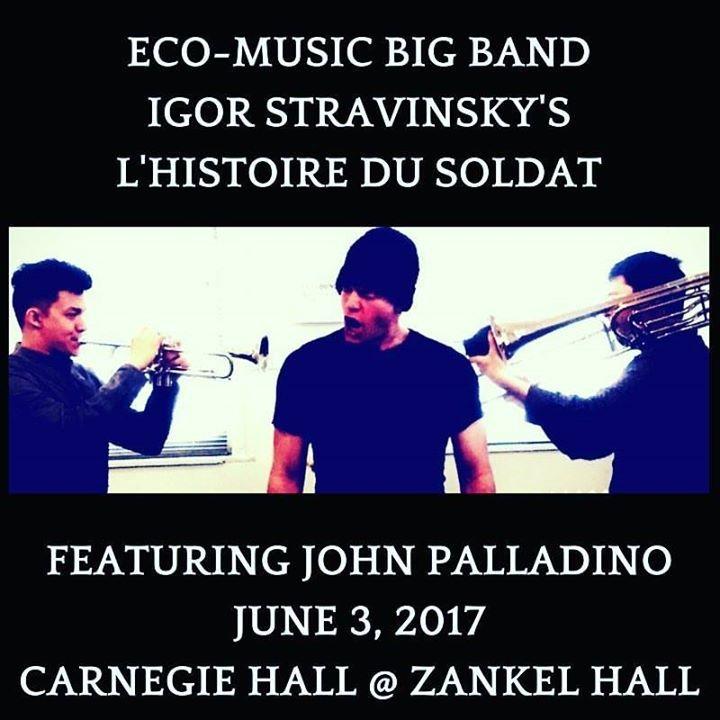 Eco-Music Big Band Tour Dates