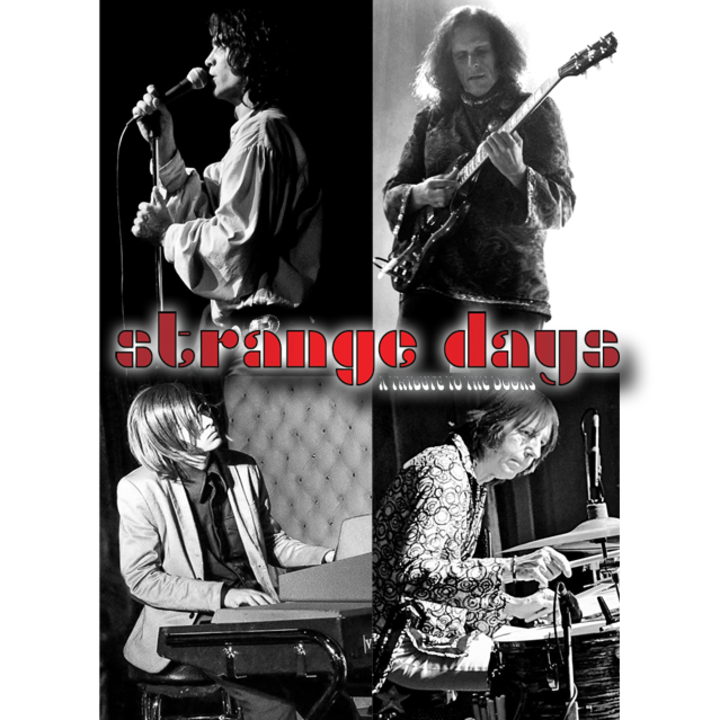 Strange Days Doors Tribute Band Tour Dates