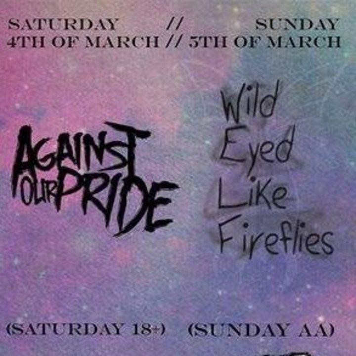 Against Our Pride Tour Dates