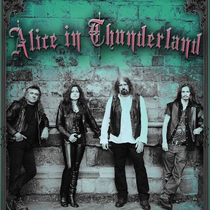 Alice In Thunderland Tour Dates