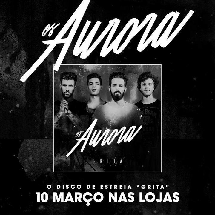 Os Aurora Tour Dates