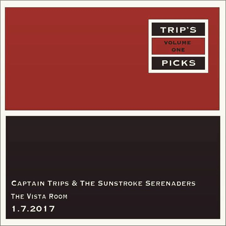 Captain Trips and The Sunstroke Serenaders Tour Dates