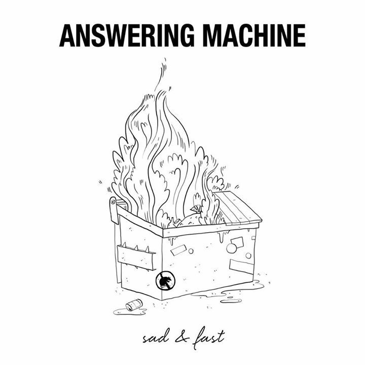 The Answering Machine Tour Dates