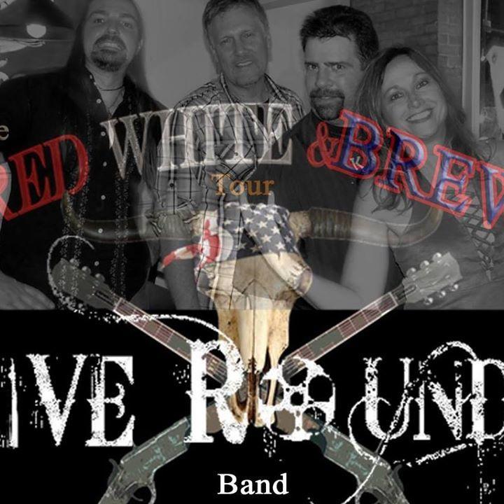5 Rounds @ EvenFlow Music & Spirits - Geneva, IL