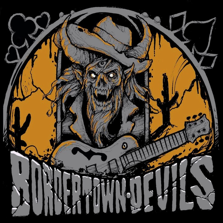 Border Town Devils Tour Dates
