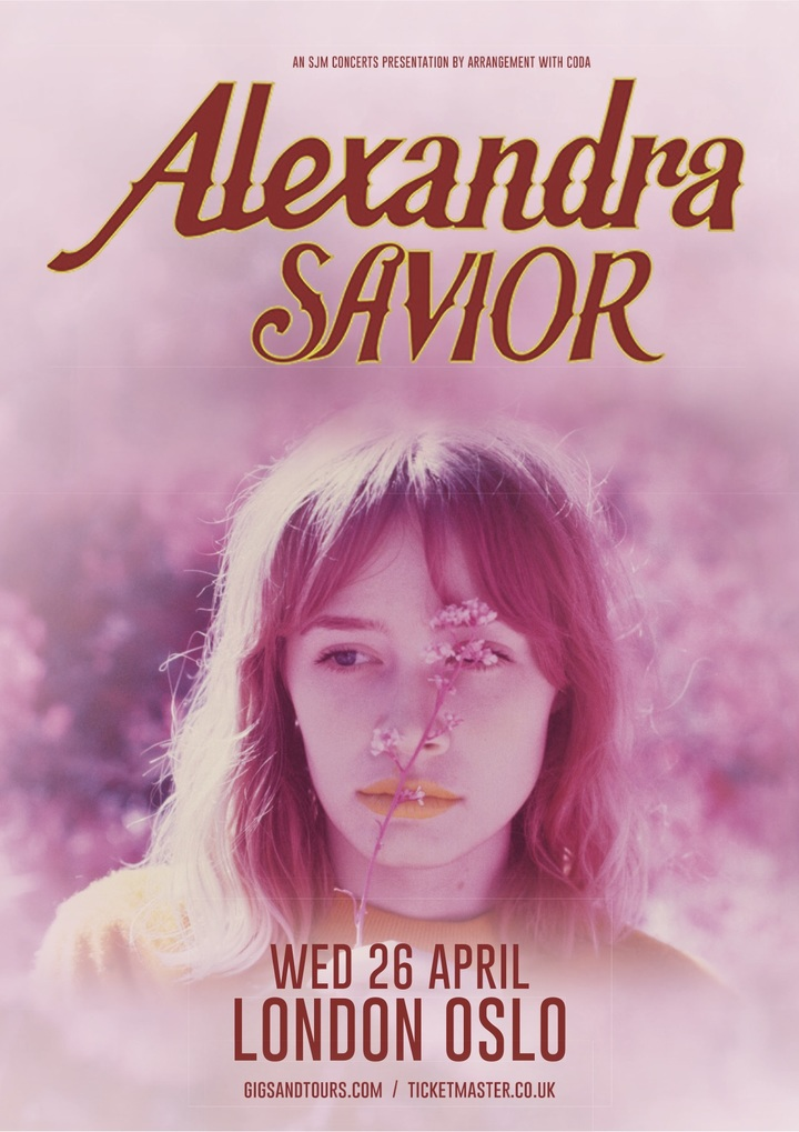 Alexandra Savior @ Oslo - London, United Kingdom
