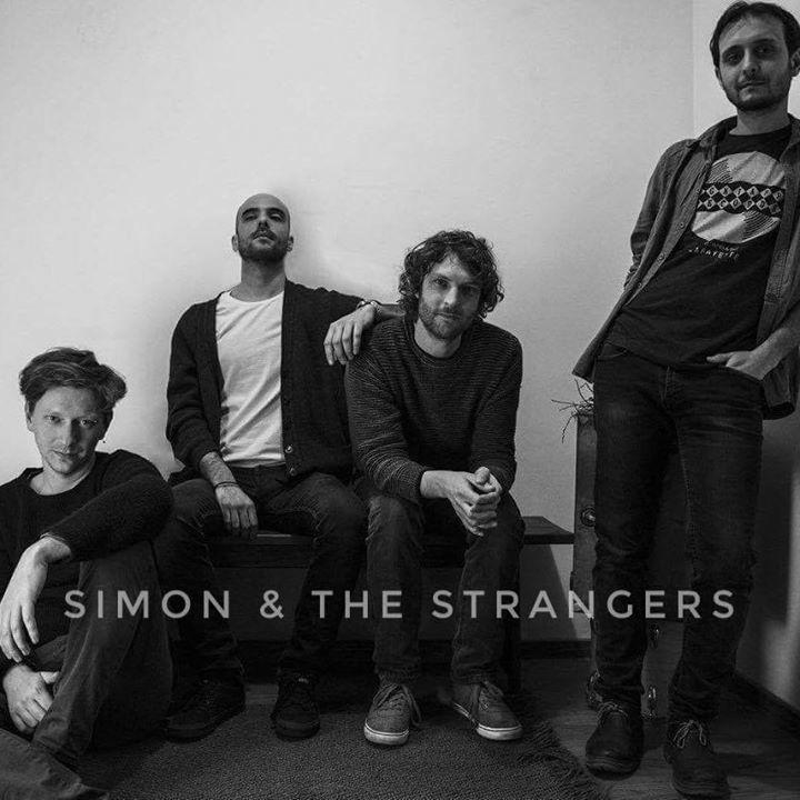 Simon & the Strangers Tour Dates