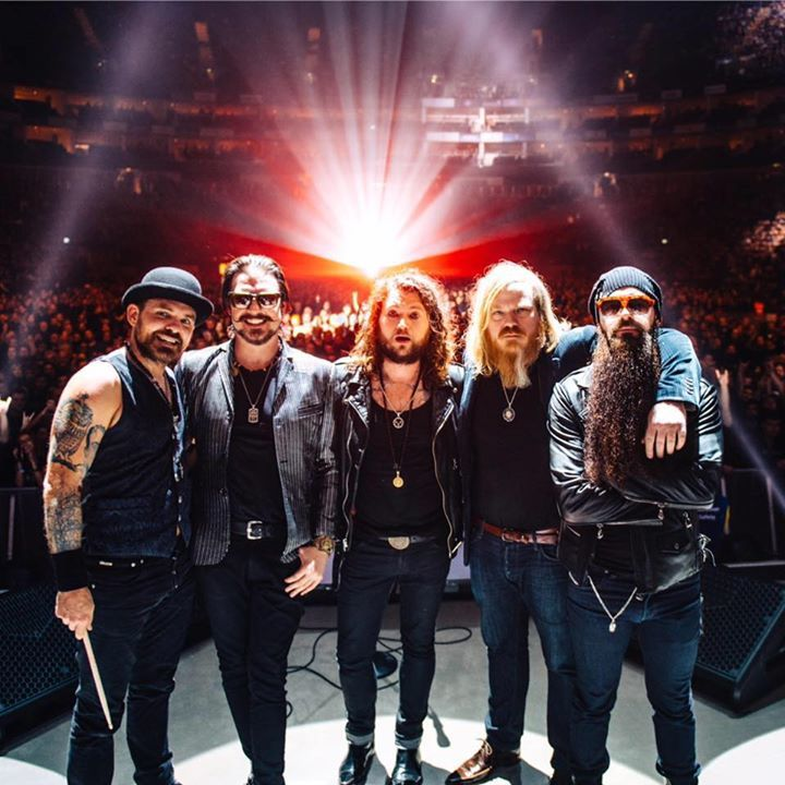 Rival Sons @ The SSE Hydro - Glasgow, United Kingdom