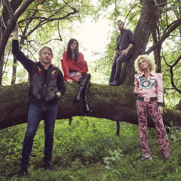 Little Big Town @ US Cellular Coliseum - Bloomington, IL