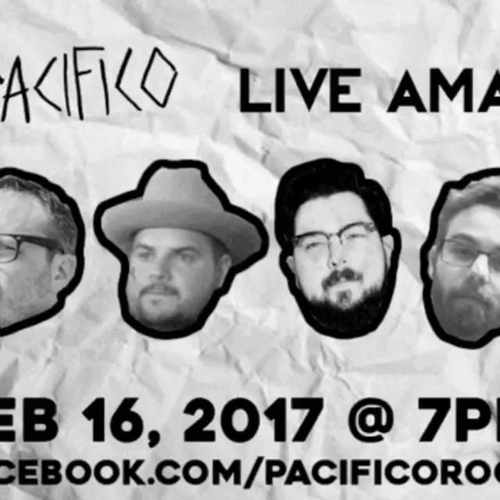 Pacifico Tour Dates