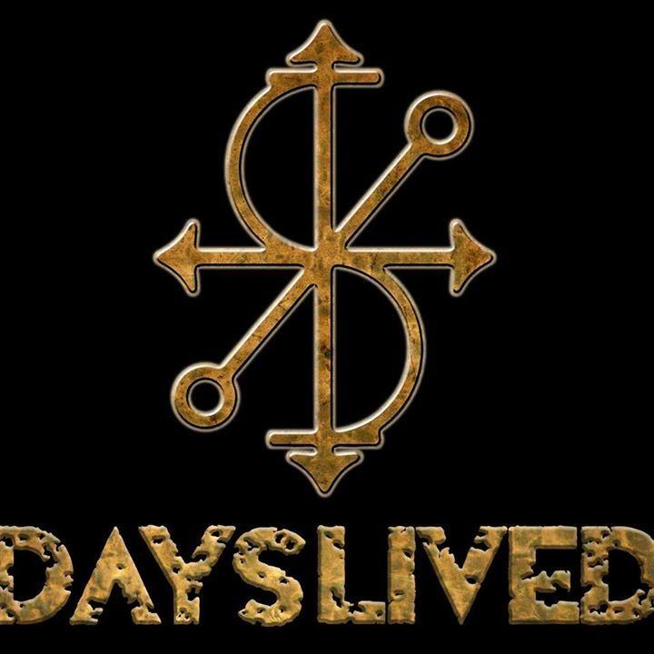 Dayslived Tour Dates