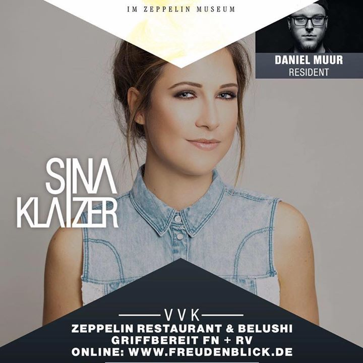 Sina Klaizer Tour Dates