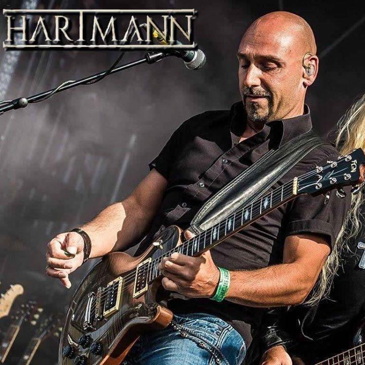Hartmann Tour Dates