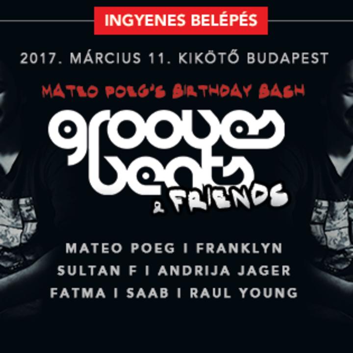 MATEO POEG Tour Dates