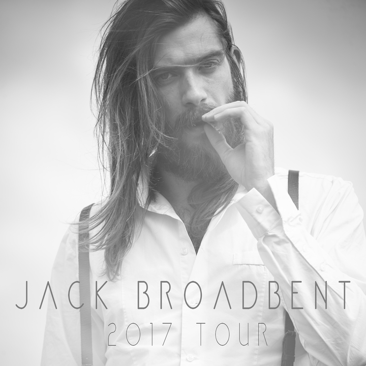 Jack Broadbent Tour Dates