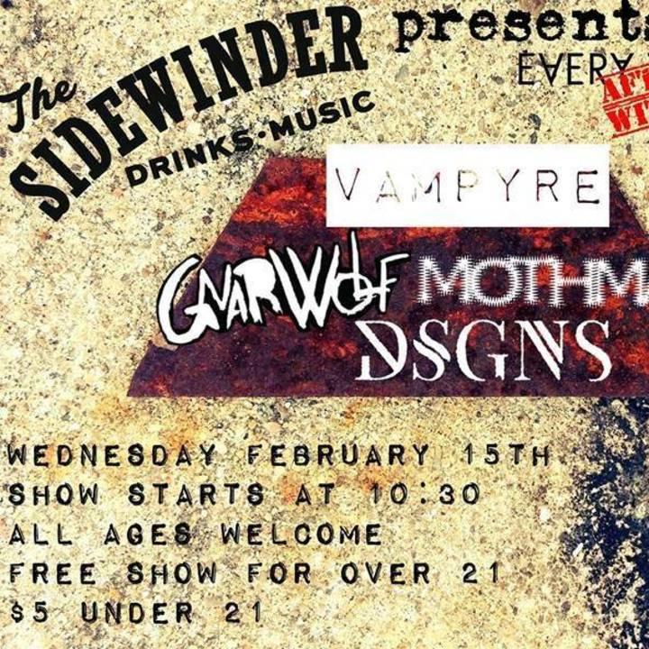 DSGNS Tour Dates
