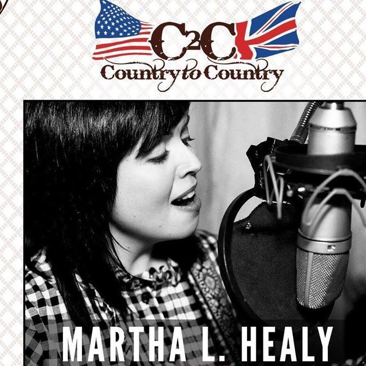 Martha L. Healy Tour Dates