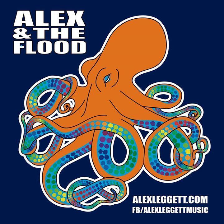 Alex Leggett Tour Dates