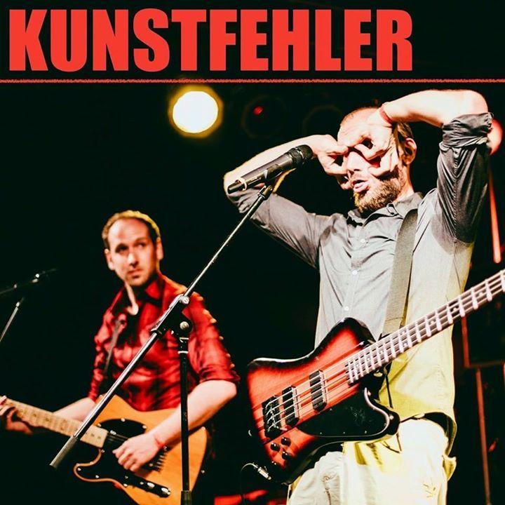 Kunstfehler Tour Dates