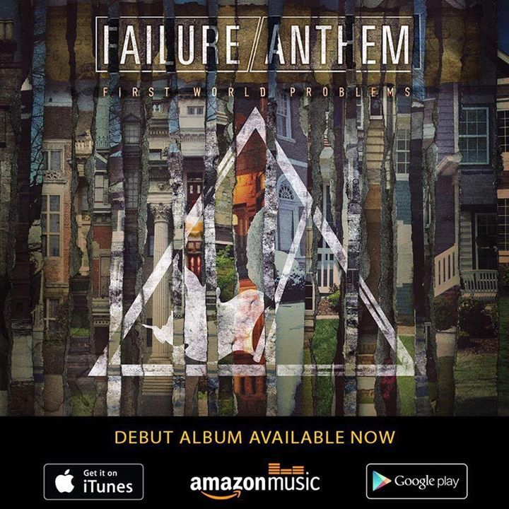 Failure Anthem @ House Of Blues - New Orleans, LA