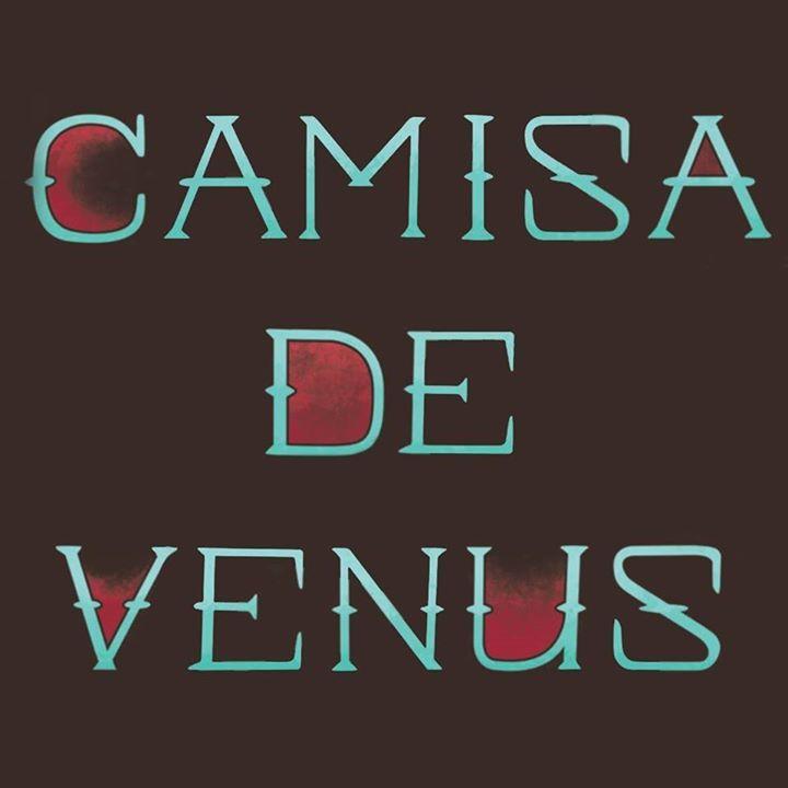 Camisa de Vênus Oficial Tour Dates