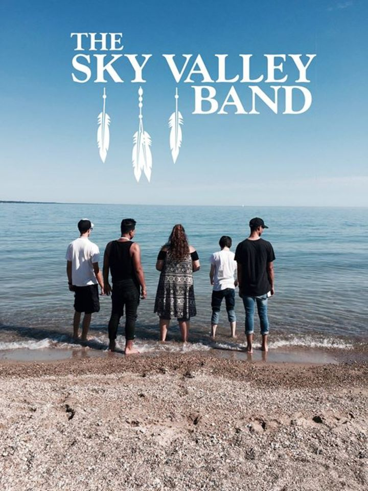 The Sky Valley Band @ The Latcham Centre - Scugog, Canada