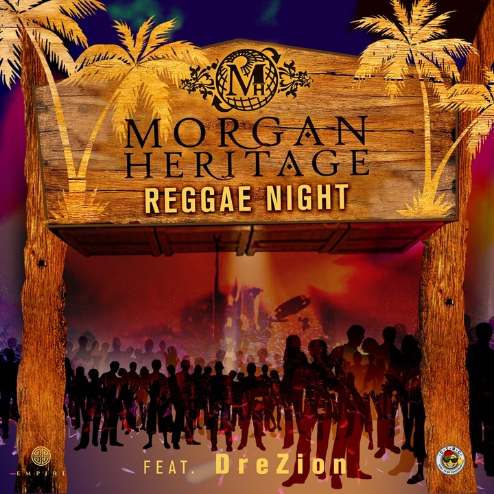 The Royal Family of Reggae Morgan Heritage Tour Dates