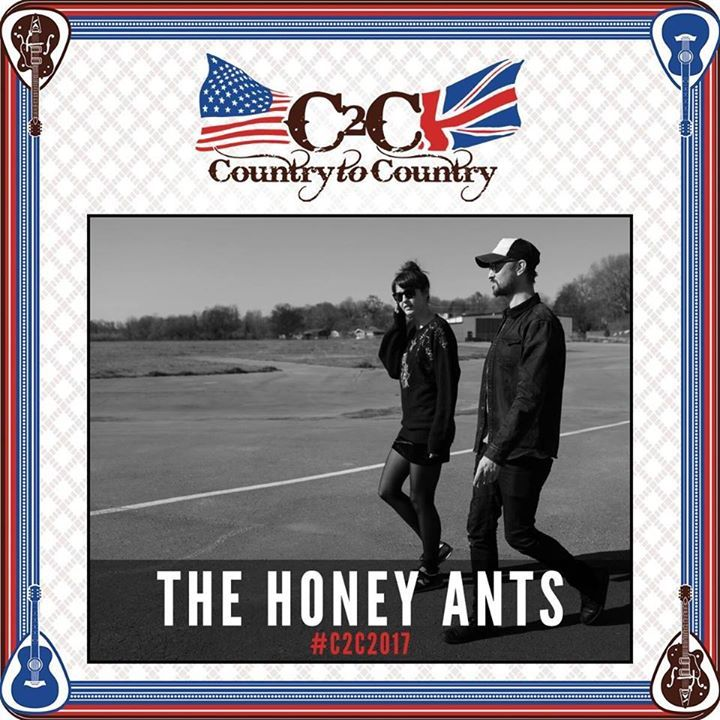 The Honey Ants Tour Dates