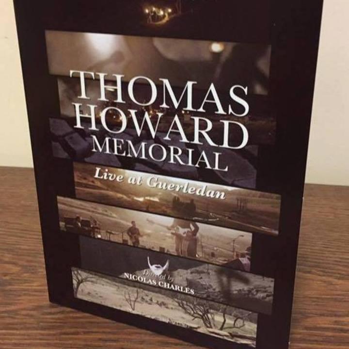 Page Thomas Howard Memorial Tour Dates