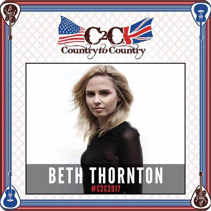 Beth Thornton Tour Dates