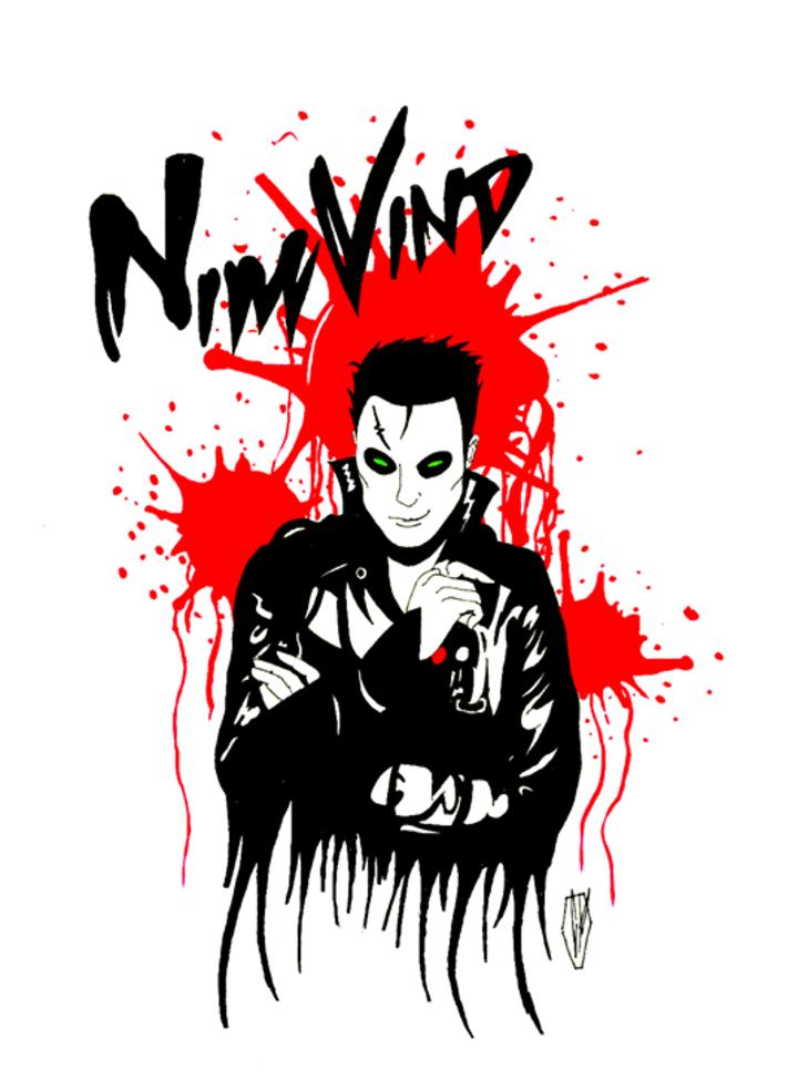 NIM VIND: Your Rock N Roll Outsider Tour Dates