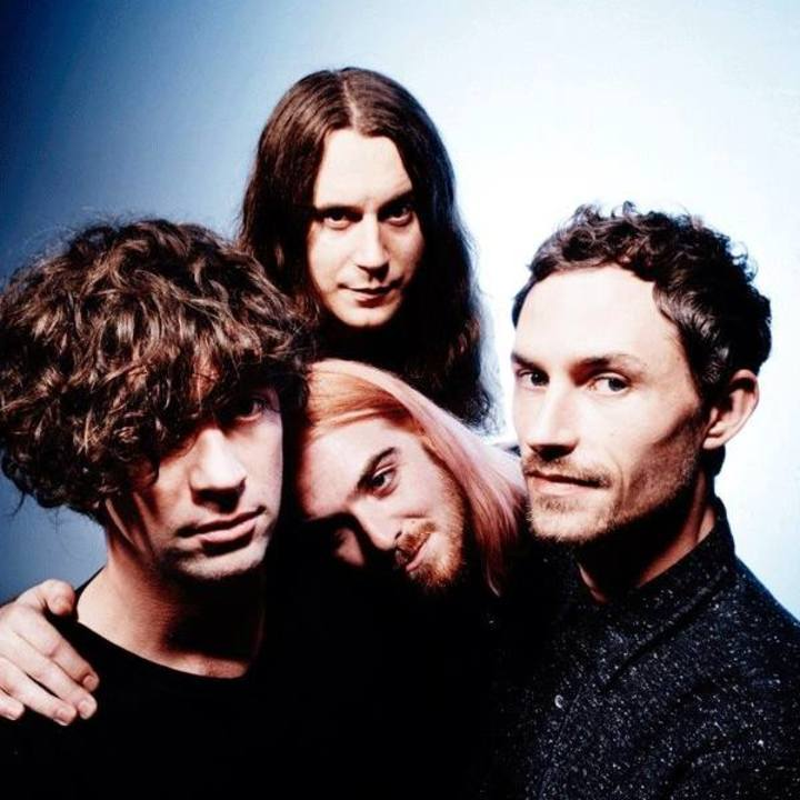 Pulled Apart By Horses Tour Dates