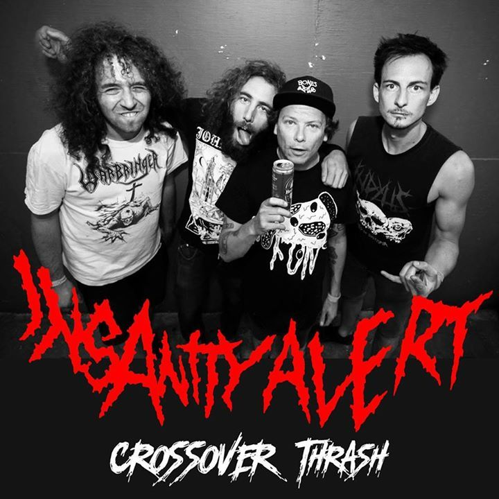 Insanity Alert Tour Dates