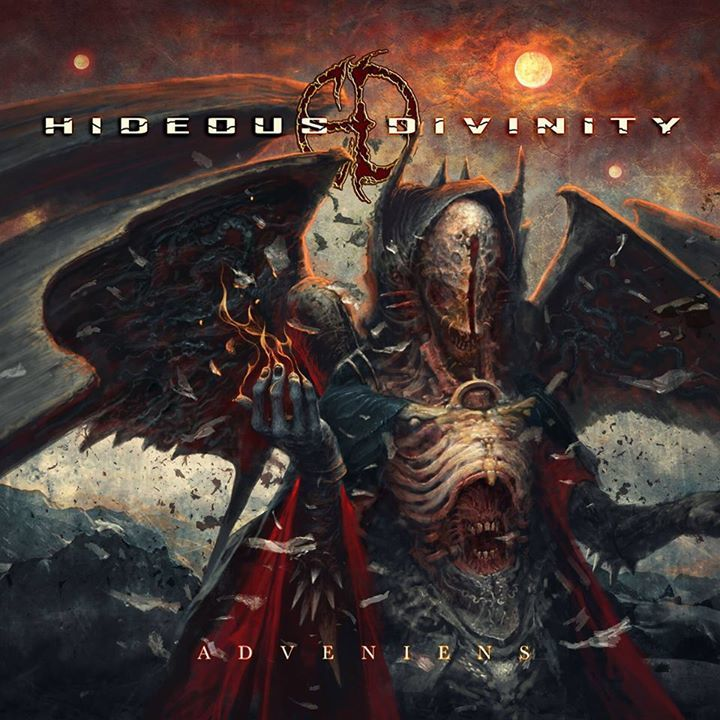 Hideous Divinity Tour Dates