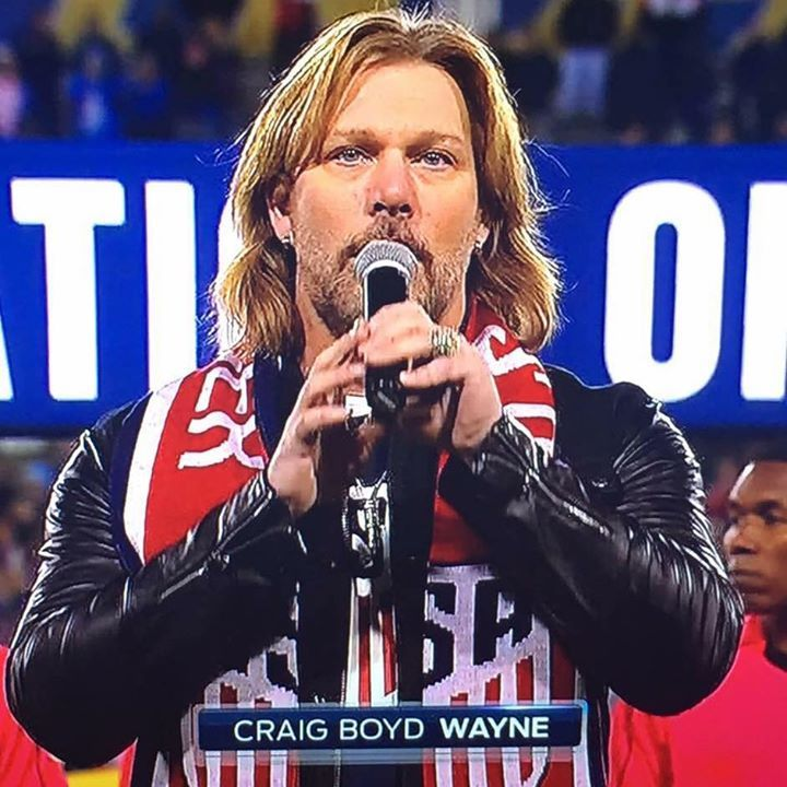 Craig Wayne Boyd @ Bath High School - Owingsville, KY