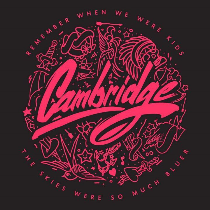 Cambridge - band Tour Dates