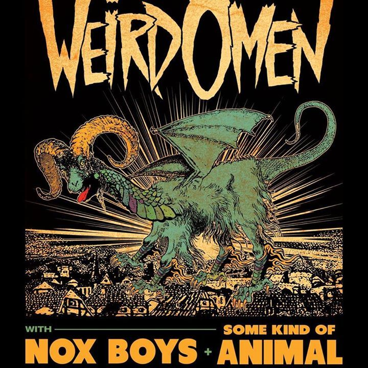 NOX BOYS Tour Dates
