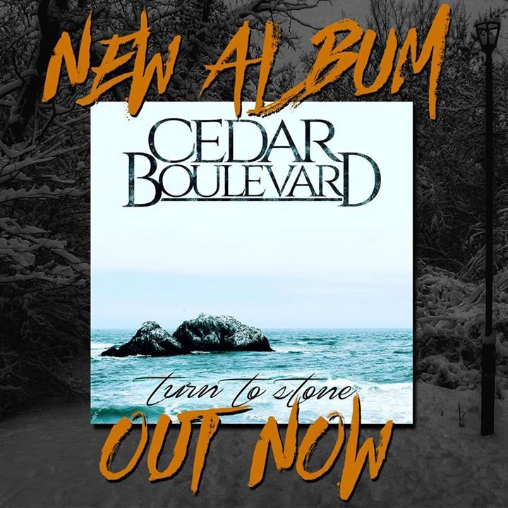 Cedar Boulevard Tour Dates