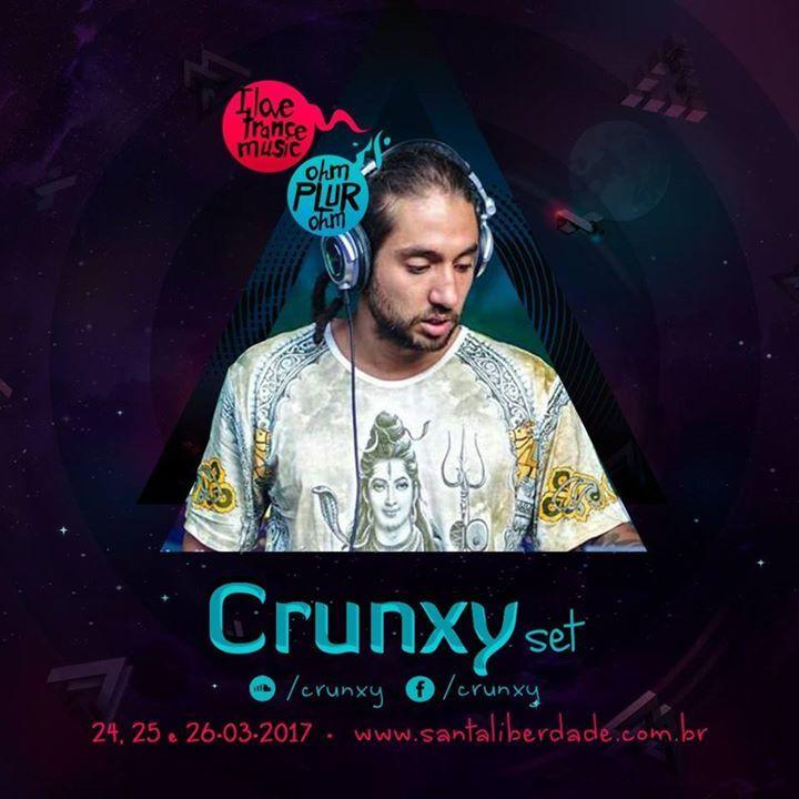 Crunxy Tour Dates