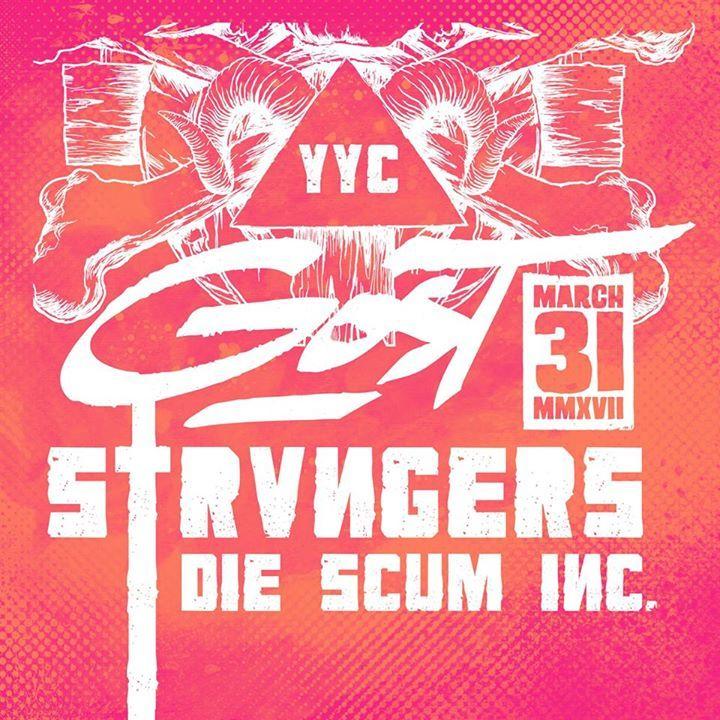 Strvngers Tour Dates