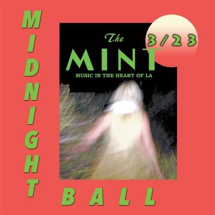 Midnight Ball Tour Dates