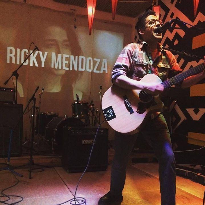 Ricky Mendoza Tour Dates