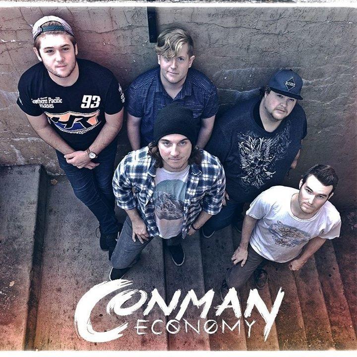 Conman Economy Tour Dates