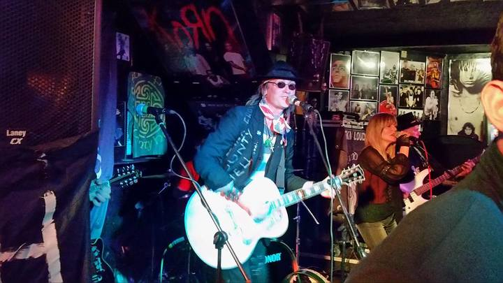 The Band From County Hell @ The Crew - Nuneaton, United Kingdom
