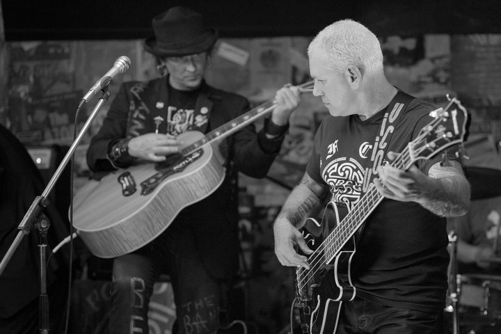 The Band From County Hell @ Old Nick's Tavern - Horncastle, United Kingdom